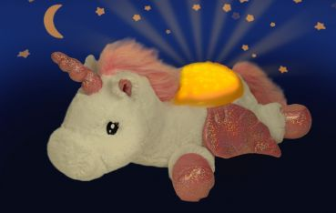 Twilight Buddy Winged Unicorn - Geflügeltes Einhorn CloudB