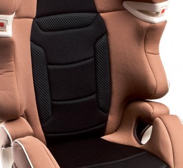 babytop24 kiwy autositz slf23 mit q fix adapter f r isofix moka. Black Bedroom Furniture Sets. Home Design Ideas