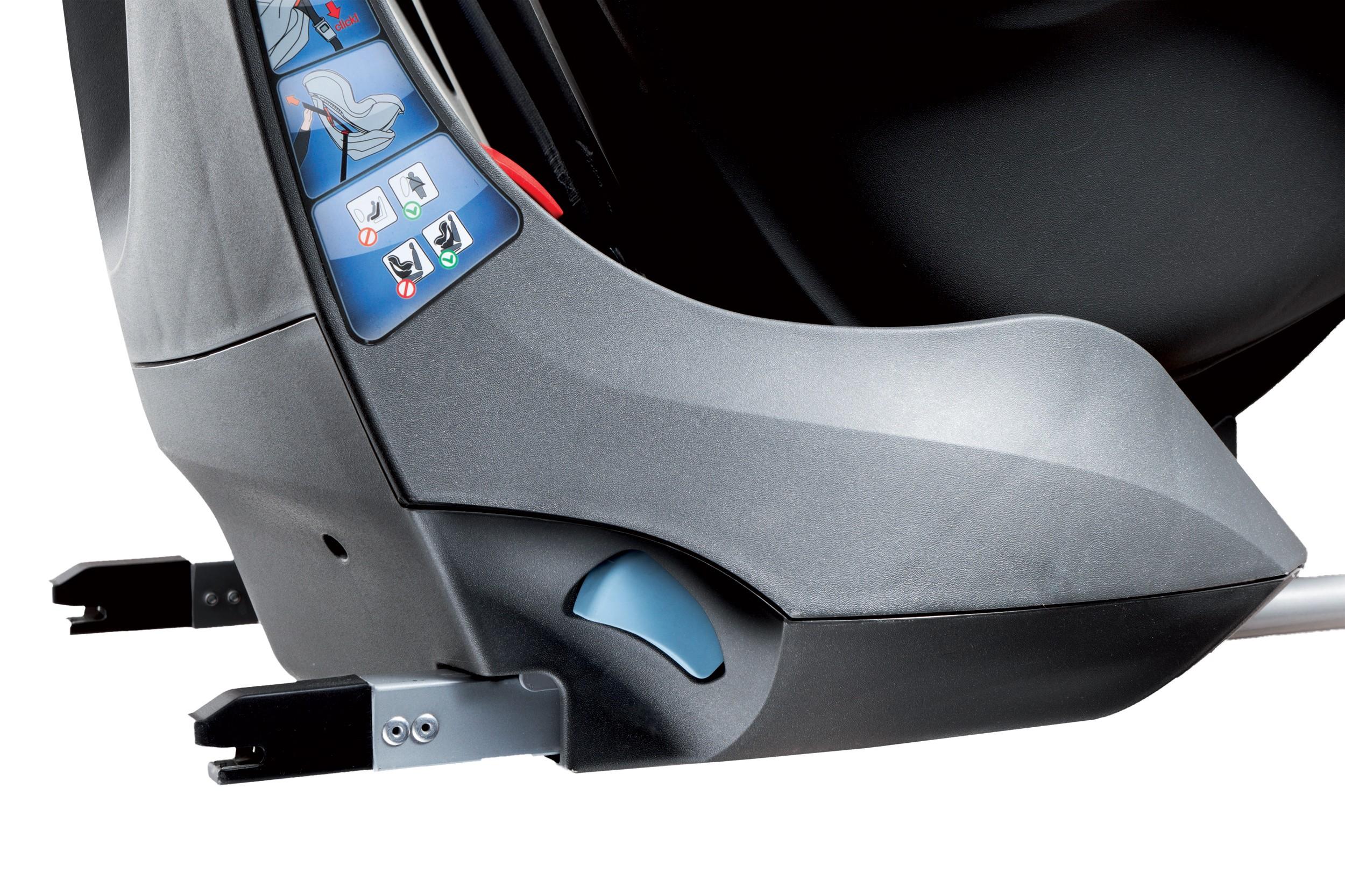 babytop24 kiwy autositz spf1 mit isofix und sa ats carbon. Black Bedroom Furniture Sets. Home Design Ideas