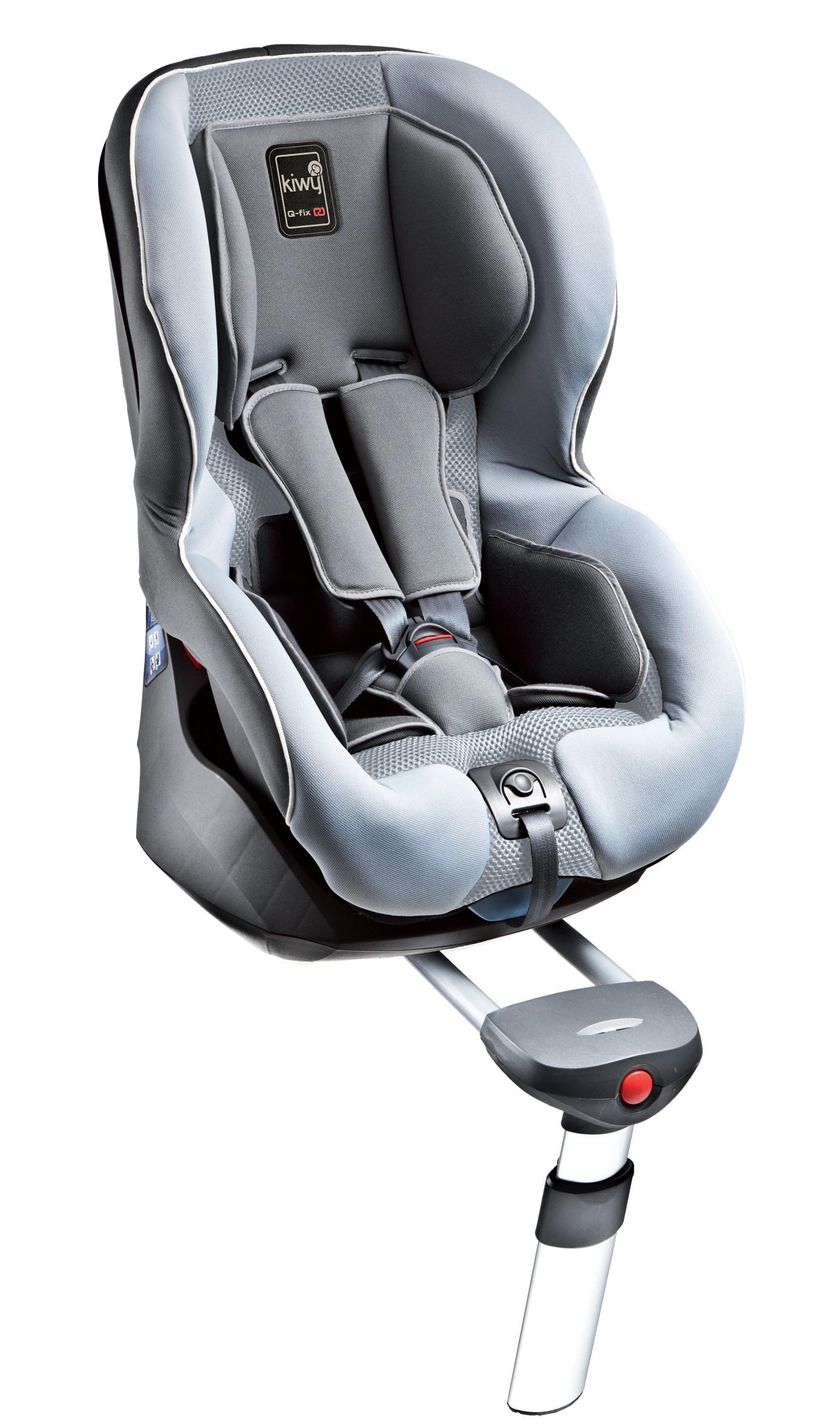 babytop24 kiwy autositz spf1 mit isofix und sa ats stone. Black Bedroom Furniture Sets. Home Design Ideas