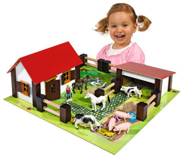 Eichhorn Kleiner Bauernhof 100004304